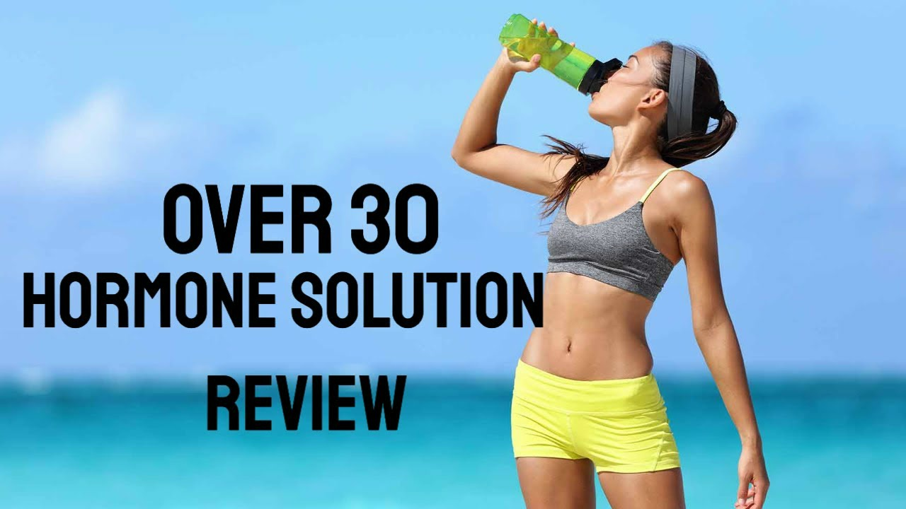 Over 30 Hormone Solution Handbook