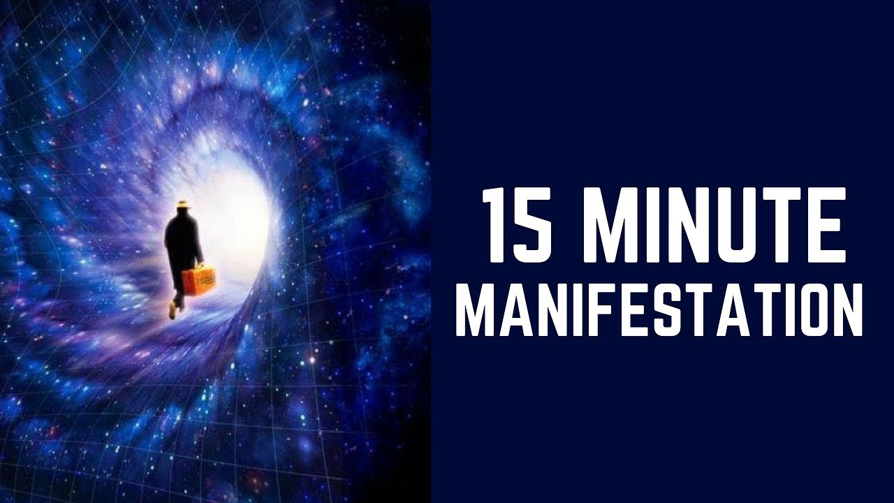 What You Get Inside 15 Minute Manifestation